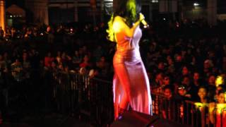 getlinkyoutube.com-HEBOH VIDEO HOT CUPI CUPITA !!! Goyang Basah  Show  Sampoerna Hijau, 5 November 2016