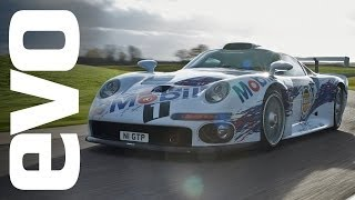 getlinkyoutube.com-Porsche 911 GT1 driven | INSIDE evo