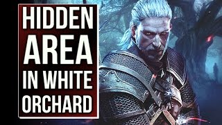 Witcher 3 ► Secret Area in White Orchard [Nilfgaardian Camp]