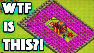 getlinkyoutube.com-Clash of Clans - #1 WORST BASE? WTF IS THIS! 3 Starring the Worst Bases in Clash of Clans
