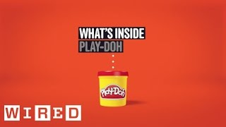 What's Inside: Play-Doh, Every Kid's Favorite Toy-WIRED