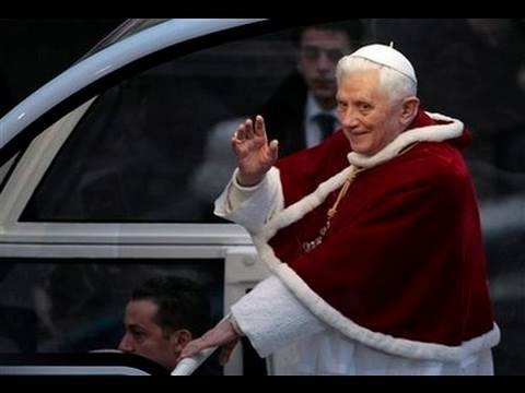 Benedict XVI  Helping the environment and world peace go hand in hand