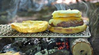 getlinkyoutube.com-HD Bushcraft Video - Outdoor Cooking, Knife Use, Wood Processing, Tree ID.