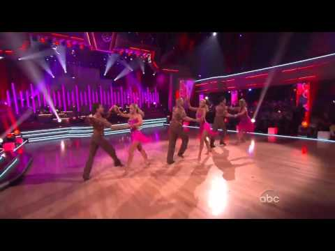 Dancing With the Stars Team Chelsea - Chelsea Kane, Romeo and Ralph Macchio