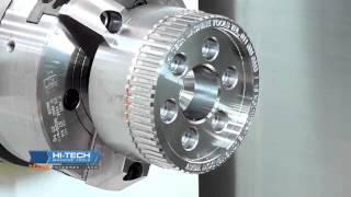 getlinkyoutube.com-Mazak Integrex J 200 -Drive Unit