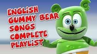 getlinkyoutube.com-English Gummy Bear Songs Complete Playlist