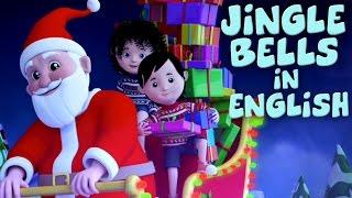 getlinkyoutube.com-Bob Train | Jingle Des cloches | chants de Noel | 3D Songs For Kids | Bob Train Jingle Bells