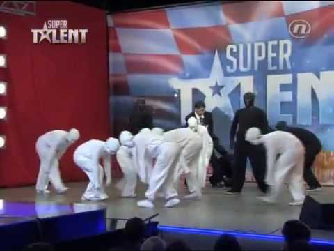 atomic dance factory-croatian super talent 2009