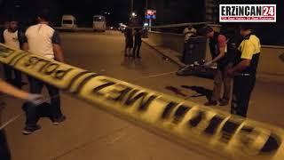 Motosiklet Otobüse Çarptı; 1 Ölü, 2 Ağır Yaralı