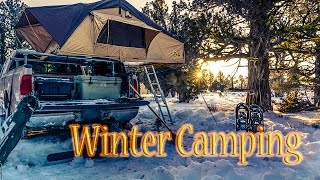 getlinkyoutube.com-Modern Bushcraft Survival Winter Camping 2016 Meetup