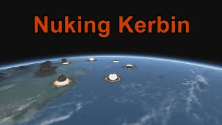 getlinkyoutube.com-KSP - Nuking Kerbin