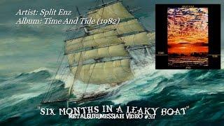 Six Months In A Leaky Boat - Split Enz (1982) FLAC Remaster HD Video ~MetalGuruMessiah~