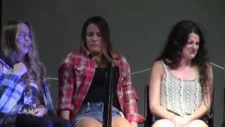 getlinkyoutube.com-College Girls Hypnotized Comedy Hypnosis Show