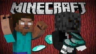 getlinkyoutube.com-Minecraft: If Herobrine was Robbed