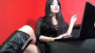 getlinkyoutube.com-Goddess Midnight, FemDom, Hypno Domme, Mistress