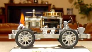 getlinkyoutube.com-Flame-Licker  Engine Model Automobile