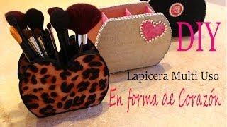 getlinkyoutube.com-Lapicera de Corazón - Multi Uso - Penholder