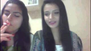 heavy smoking turkish girls