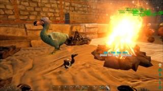 getlinkyoutube.com-Ark: Survival Evolved Part 27 The Dodo Barn Breeding & Hatching!!!