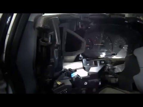 Ремонт панели приборов:Dodge Caravan,Chrysler Voyager NS/GS - 1996-2000