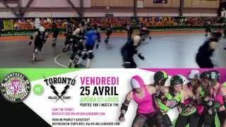 PROMO Skids vs. CN Power  April 25 2014