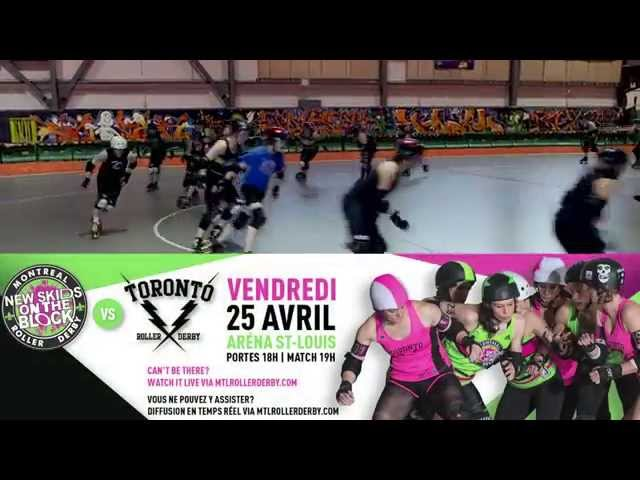 PROMO Skids vs. CN Power  April 25 2014