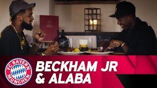 Odell Beckham Jr. & David Alaba Interview Each Other!