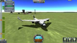 getlinkyoutube.com-Kerbal Space Program - More Random Aircraft Exploits