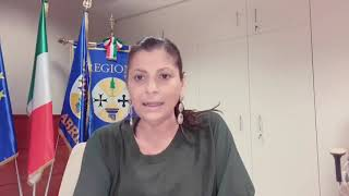 PRESIDENTE SANTELLI FIRMA ORDINANZA SULLE LINEE GUIDA PER LA FASE 2