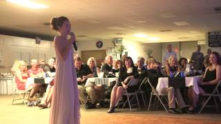 Little Sister's Wedding Speech Rap width=