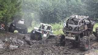 Off-Road vehicle race