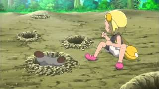 Pokémon XY Anime Episode 4 Part 1