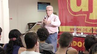 getlinkyoutube.com-Charla: La crisis en Venezuela // Jorge Altamira
