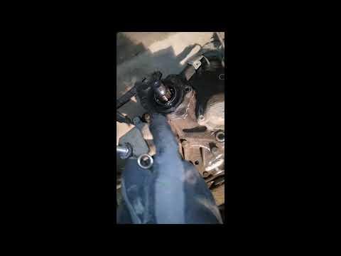 Замена подшипника на хвостовике раздатки УАЗ патриот