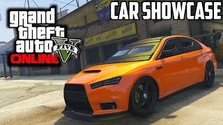 getlinkyoutube.com-GTA 5 PS4 - Karin Kuruma (Armored) $525,000 Car Showcase