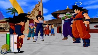 getlinkyoutube.com-Dragon Ball Z Budokai Tenkaichi 2 - Story Mode -  | Destined Rivals | (Part 40) 【HD】
