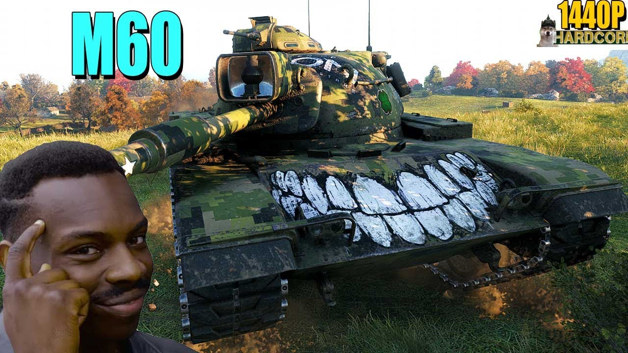 M60: Calm play, smart positioning!