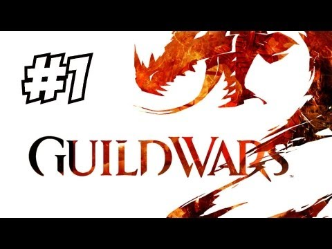 Swifty Guild Wars 2 ep 1 (gameplay/commentary)