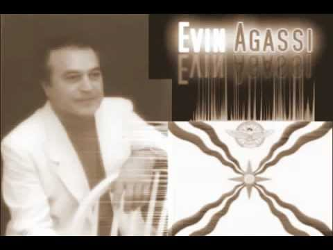Assyrian Evin Agassi .  