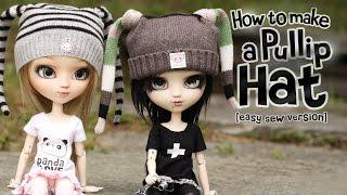 getlinkyoutube.com-How To Make a PULLIP Hat [Easy Sew Version]