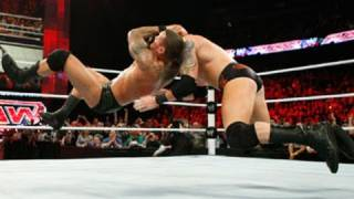 getlinkyoutube.com-Raw: Randy Orton vs. Wade Barrett - WWE Championship Match