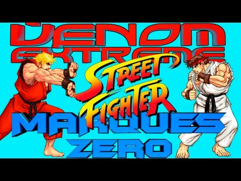 Street Fighter: Luta Épica- MarquesZero vs VenomExtreme
