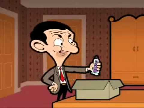 Mr Bean Cartoon 05