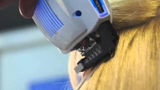getlinkyoutube.com-Hairdreams Nano Extensions Application