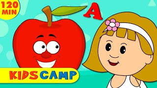 getlinkyoutube.com-ABC Phonics Song - A For Apple - ABC Alphabet Songs | Sounds for Children By KidsCamp