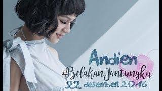 BELAHAN JANTUNGKU - ANDIEN karaoke download ( tanpa vokal ) cover