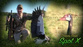 getlinkyoutube.com-Hunting the World's Largest Goose! Stories From Spot X, Episode 4