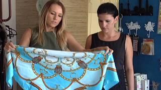 getlinkyoutube.com-Como usar pañuelos de diferentes maneras!