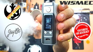 •NEW• Reuleaux RX200-S | Wismec | Jaybo | Show and Tell