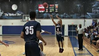 getlinkyoutube.com-Julian Newman SNAPS!! 4th Qtr Comeback vs. Deltona HS